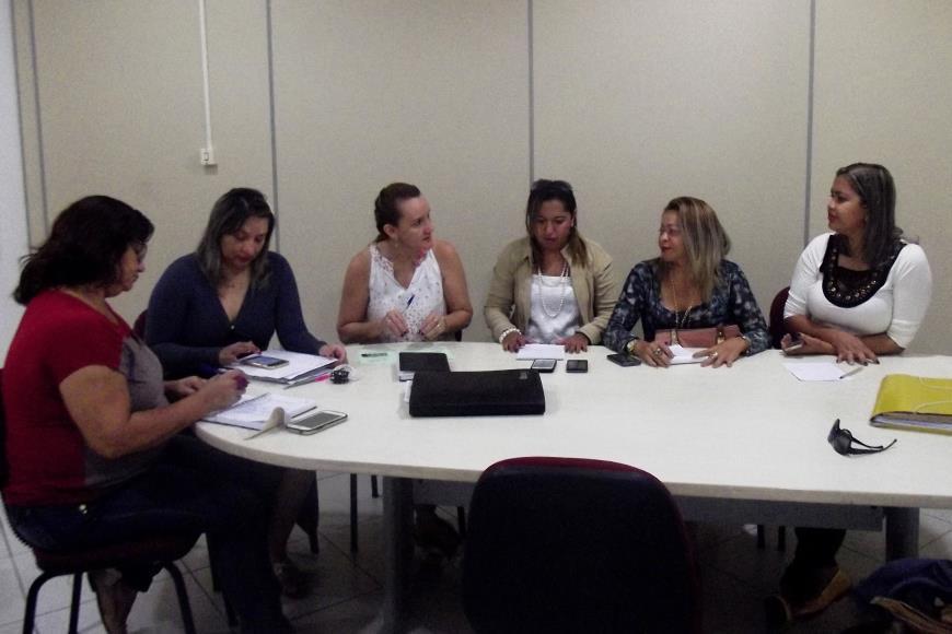 O encontro mobilizou gestores de abrigos de mulheres em Belém, Altamira, Santarém e Marabá (Foto: ASCOM/ SEASTER)