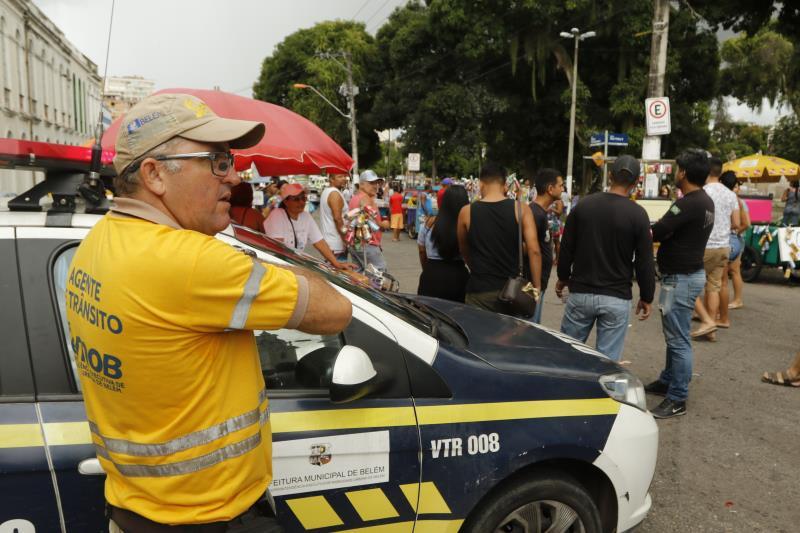 Em virtude da programação, o trânsito em algumas vias do centro histórico do município será interditado pela Superintendência Executiva de Mobilidade Urbana de Belém (Semob).