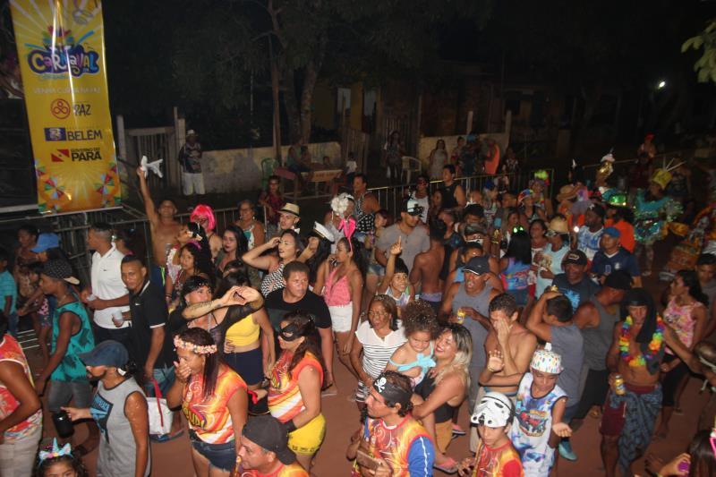 O carnaval do distrito de Outeiro será realizado no estacionamento da Praia do Amor, na terça-feira, dia 5
