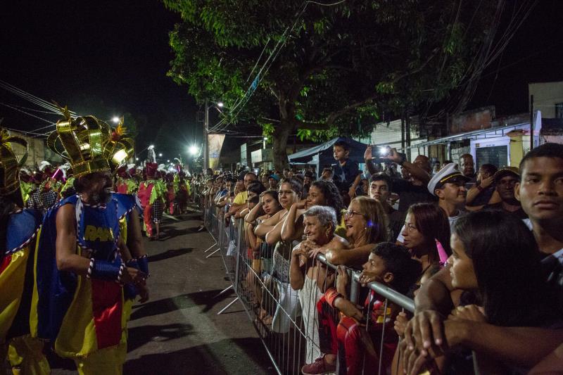 Escola Boêmios da Vila volta à passarela do samba, em Icoaraci, na sexta-feira, dia 1