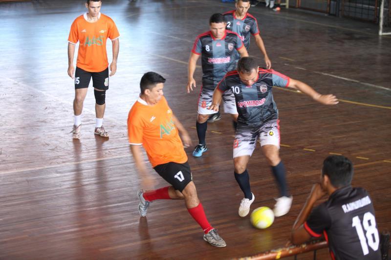 A II Copa de Futsal da Casa Militar da Governadoria reúne 300 policiais militares, de diversas localidades, em dois dias de competição no Ginásio de Esportes da Uepa