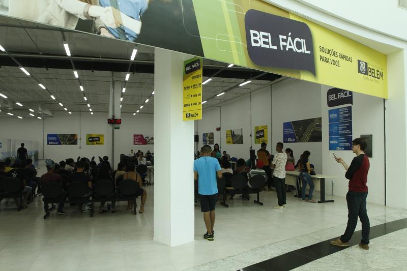 A Superintendência Executiva de Mobilidade Urbana de Belém retoma, nesta terça-feira, 9, o atendimento ao público no posto Bel Fácil, que fica no Parque Shopping, na Av. Augusto Montenegro.