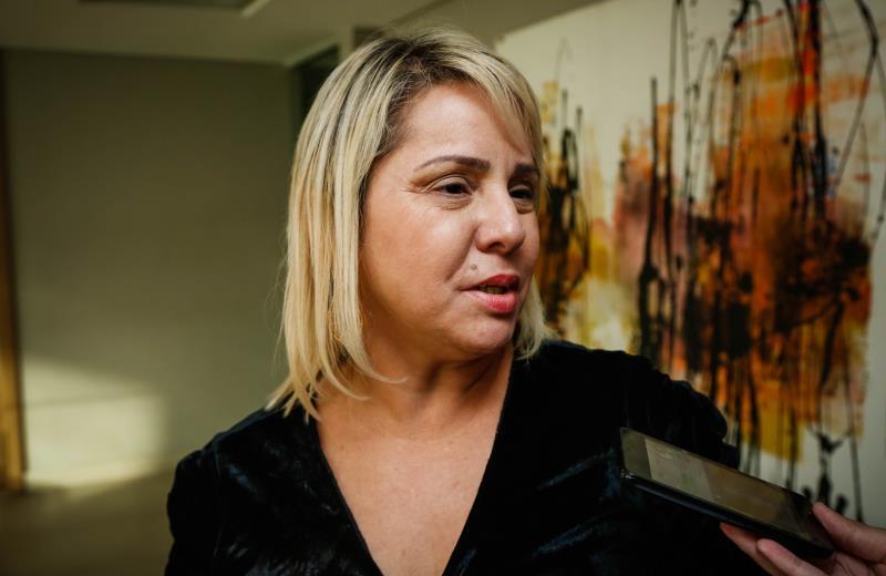 A diretora da Escola Municipal Sabino Barreto, Maria Bernardete de Oliveira, destacou a importância da iniciativa.