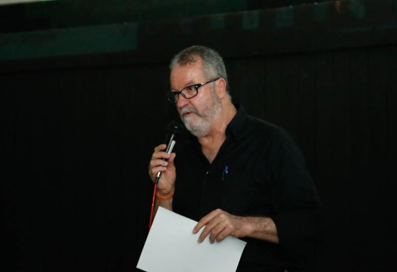O presidente da Fumbel, Fábio Atanásio, destacou a importância do trabalho do Conselho para se conduzir de forma democrática as ações culturais de Belém.