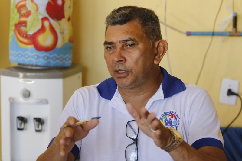 2018.06.12 - PA - Belém - Brasil: Sesan realiza mutirão de limpeza e educação ambiental no conjunto Tapajós. Cirilo Tavares.