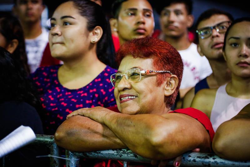 Tradição junina, o Arraiá da Capitá sempre atrai um grande público, que se encanta com cada apresentação.