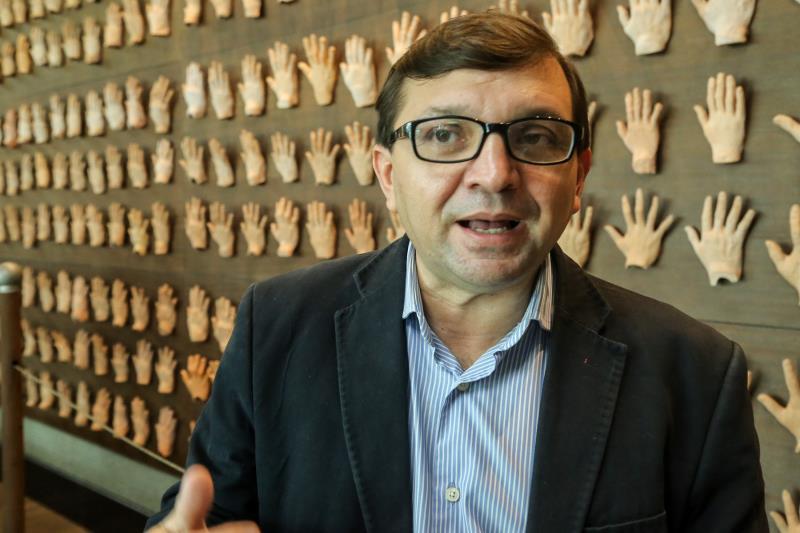 Coordenador do Fundo Ver-O-Sol, Kadmiel da Costa.