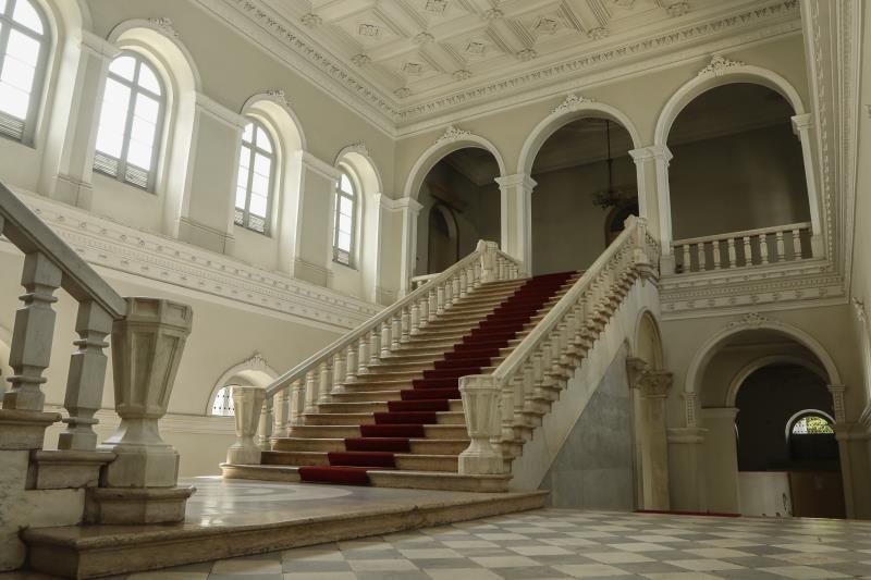 Palácio Antonio Lemos, sede da Prefeitura, é um dos mais belos exemplares do patrimônio histórico de Belém