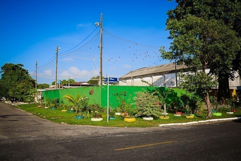 Pontos de Descarte de Lixo em Belém diminuem mais de 10%  Na foto: Breves com a Triuvirato