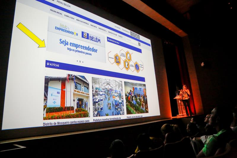 Lançamento do Portal do Empreendedor. Foto: Fernando Sette Câmara