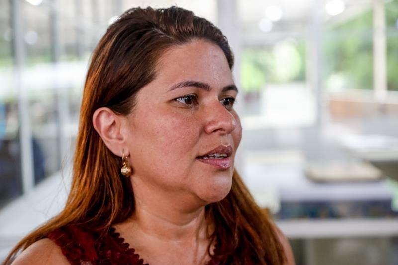 Adriana Porto - Reunião dos Indios Warao no Centur