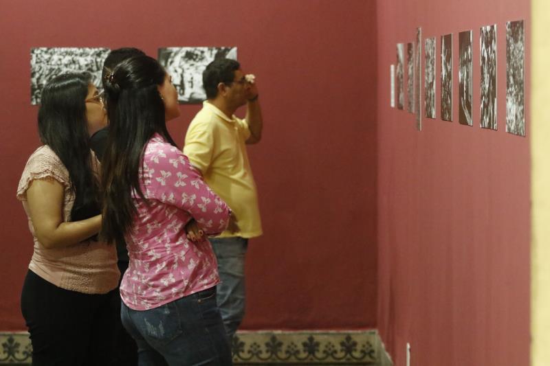 As 40 imagens dos profissionais estão em exposição no museu que segue com a programação aberta ao público de terça a sexta-feira, das 9h às 17h.