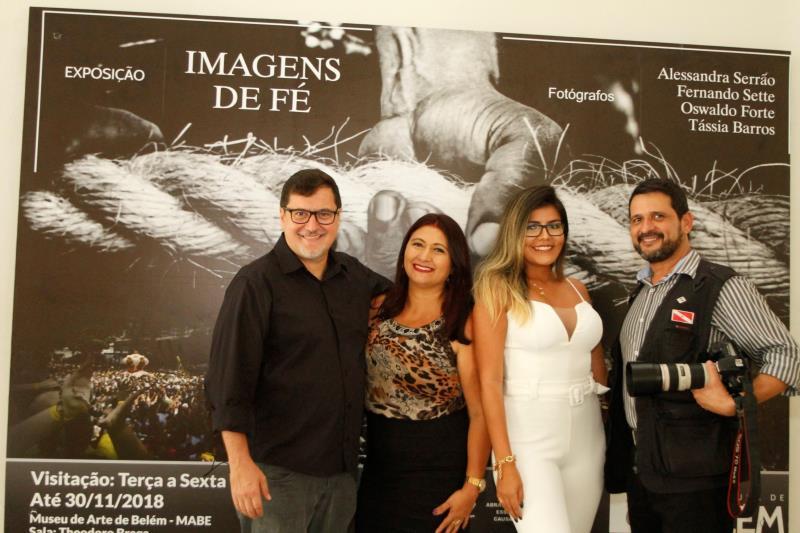 Um dos fatos marcantes desta exposição foi a solicitação da coordenação do Mabe, para somar as fotos, ao acervo do museu, que é composto por grandes obras, de diferentes artistas.