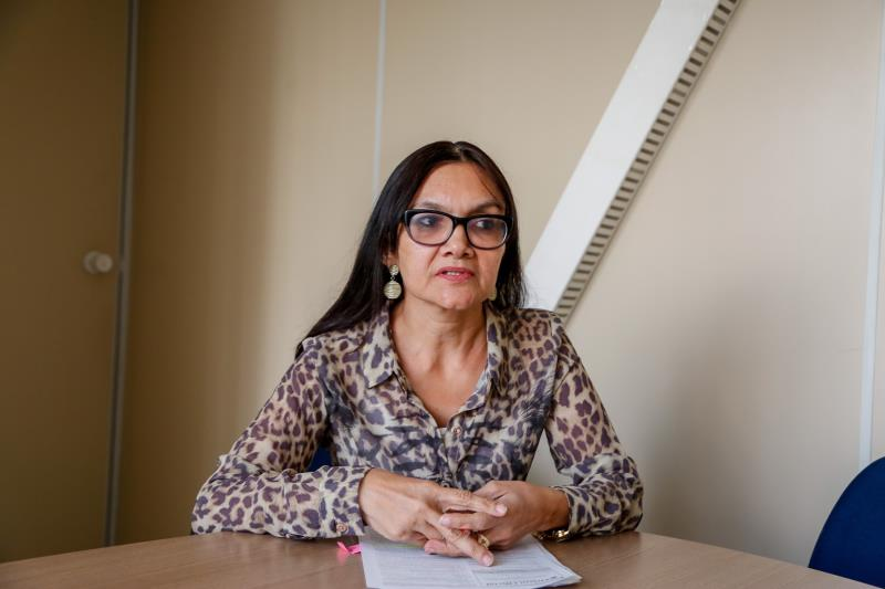 Ana Lydia Azevedo, diretora do Departamento de Arrecadação Tributária da Sefin, disse que há vantagens, como descontos de juros e multas nas negociações, na Semana de Conciliação