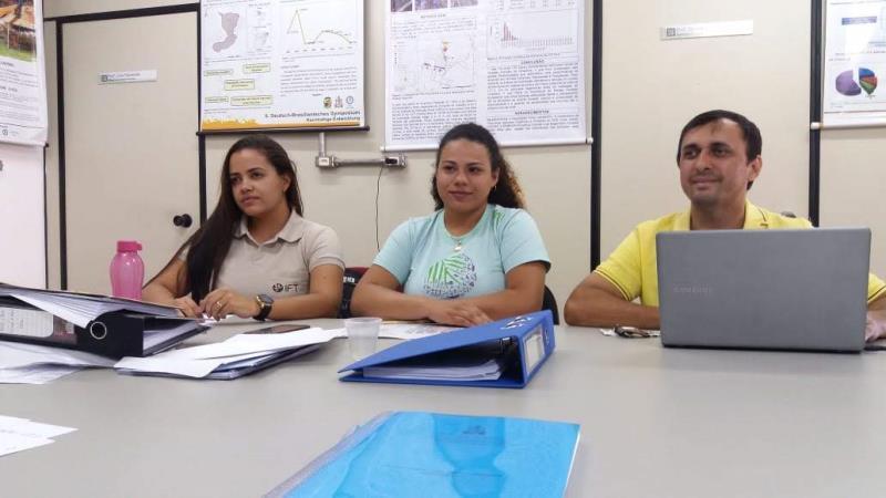 A publicação tem autoria de Lidia Lucena e Ranara Silva, engenheiras florestais selecionadas do programa e conta com a supervisão do professor Marlon de Menezes (UFPA)