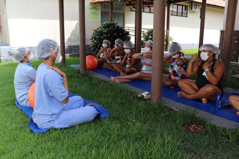 Orientações para massagem com especialistas - Pró-Saúde