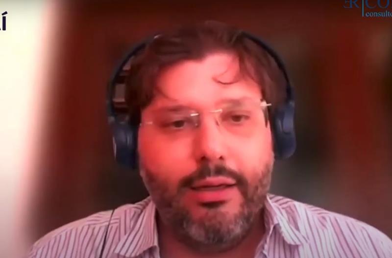 Thiago José Zanini, coordenador do sistema produtivo do MDR, falou sobre o programa Rotas