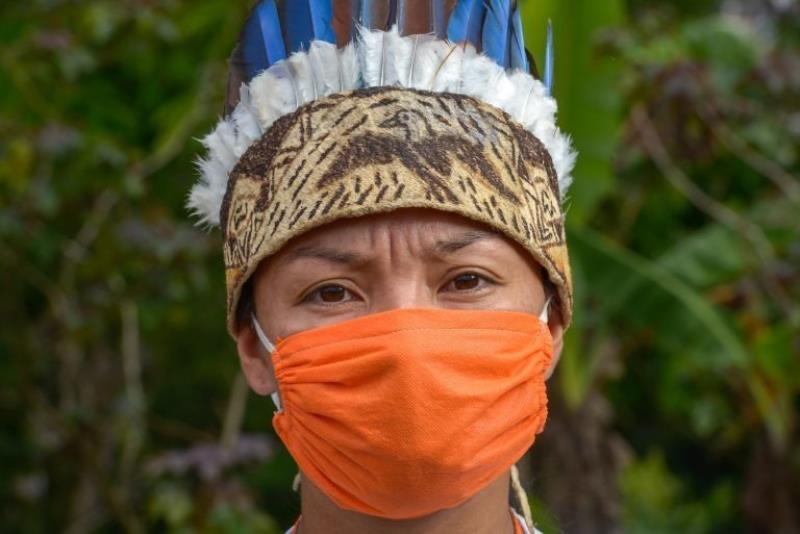 Pandemia preocupa populações tradicionais da Amazônia