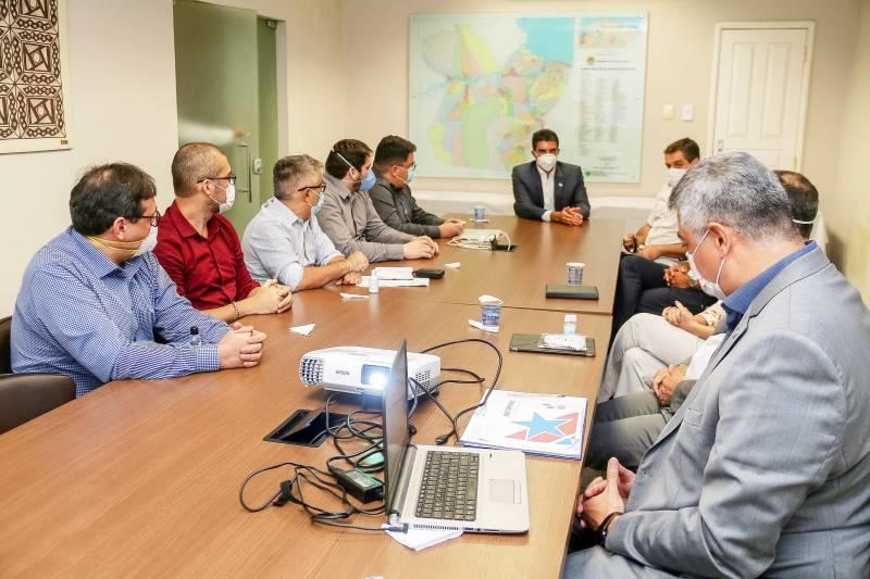 Mesmo com a melhora no quadro da pandemia, o Governo do Pará reforça a necessidade de manter as medidas de prevenção.