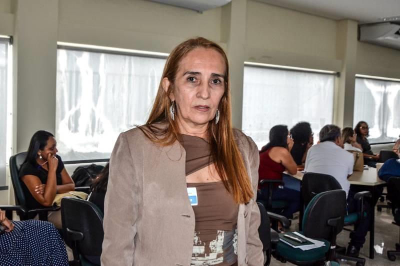 Paola Dias, técnica da Seduc e coordenadora estadual do programa Aprender Valor