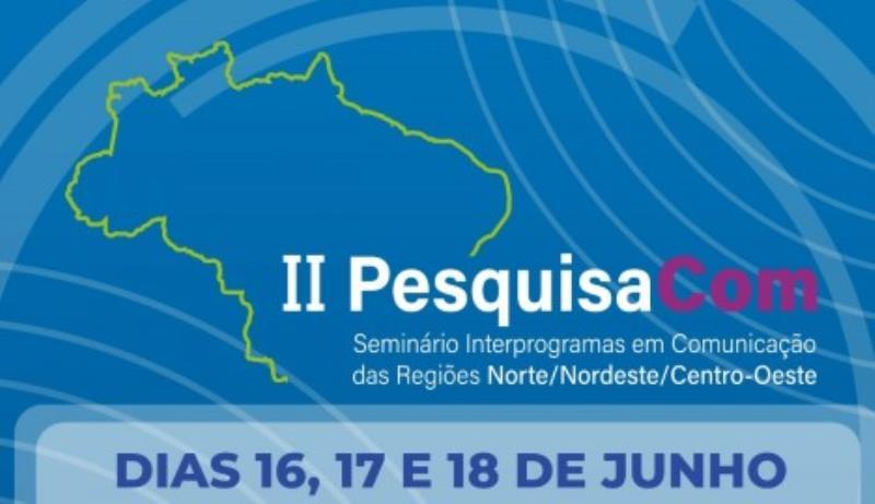 Evento é promovido pelo Programa de Pós-Graduação em Estudos da Mídia (PPgEM), da Universidade Federal do Rio Grande do Norte (UFRN).