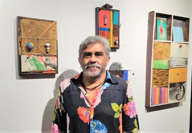 Marinaldo Santos abre nova exposição em Belém