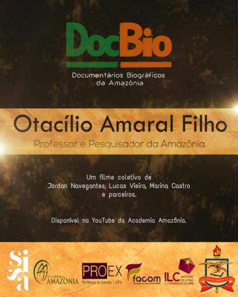 O média-metragem (aproximadamente 40 minutos) é resultado do projeto de extensão da UFPA chamado Documentários Biográficos da Amazônia (DocBio).