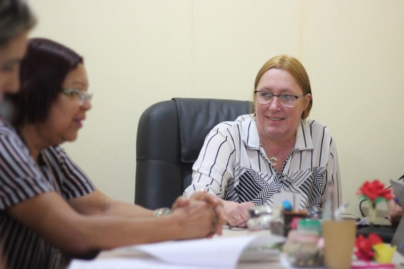 Em foco: Beatriz Padovani, presidente do Sindicato dos Estabelecimentos Particulares do Estado do Pará (Sinepe/PA).