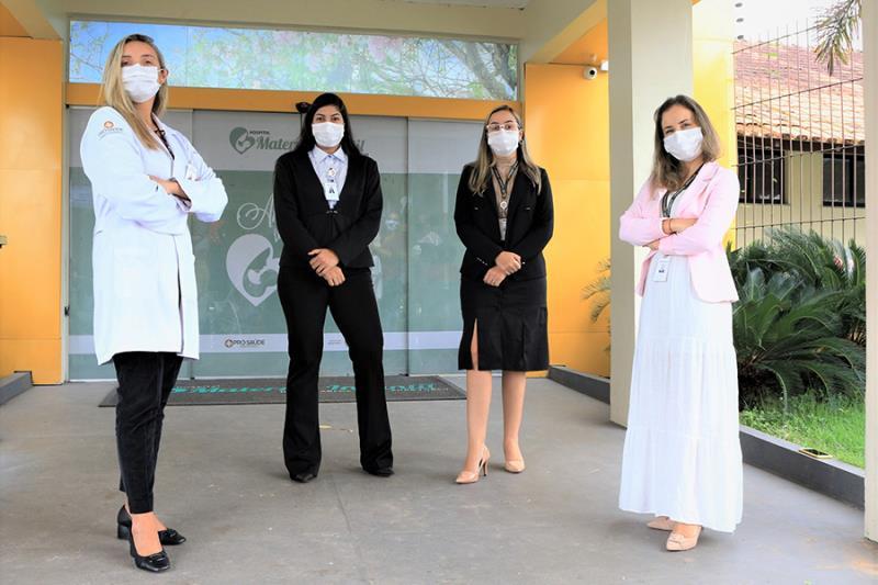 Diretoras, da esquerda para direita (Mary Mello - DT,Patrícia Hermes-DH, Karina Cunha - DAF, Joice Vaz - DA),_Joice_Vaz_DA)