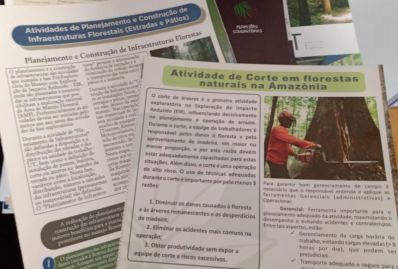 Os encartes se somam ao acervo digital de publicações técnicas disponíveis no site do IFT.