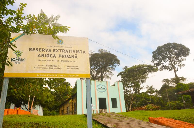 Resex Arióca Pruanã