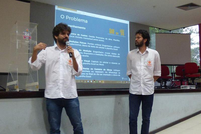 Irmãos Chaar, a plataforma que facilita o fluxo de informações no gerenciamento de projetos e obras.