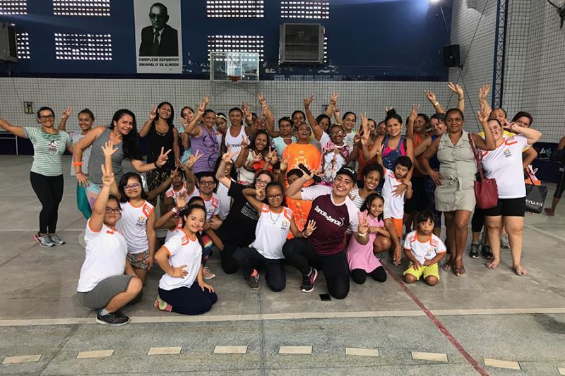 Programação de 2019 reuniu mulheres da Apae Belém na sede da instituição