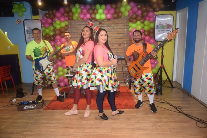 A proposta do grupo paraense, que traz a música como arte de ensinar, tem conquistado o púbico não só de Belém, mas de toda Região Metropolitana (RMB).
