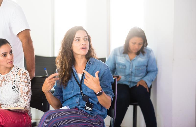 Luana Carvalhosa, gerente de programas sociais Hydro.