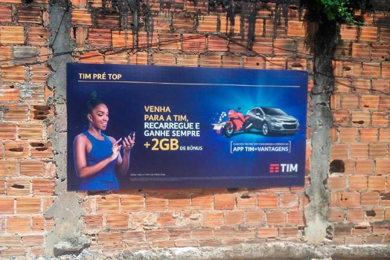 Outdoor Social Belém - TIM