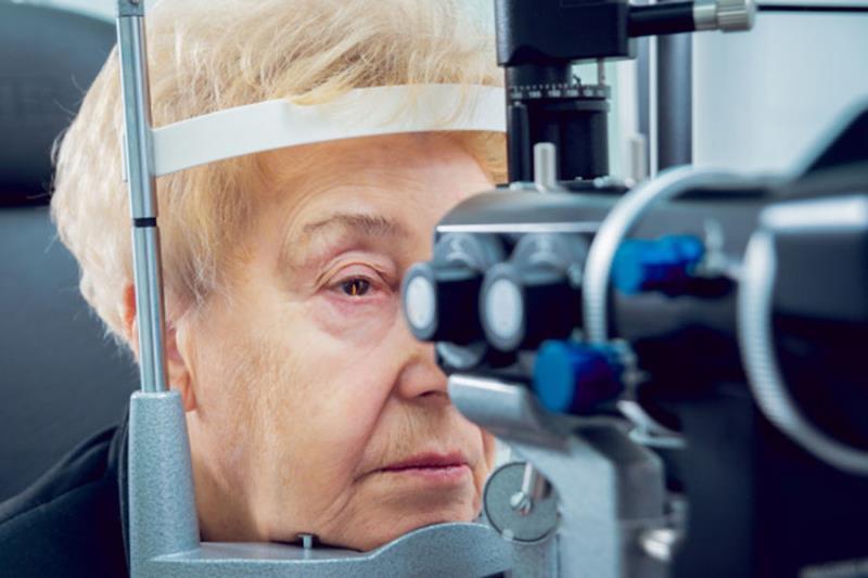O Glaucoma afeta cerca de 65 milhões de pessoas no mundo.