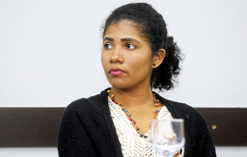 Josefa de Oliveira, ativista do Movimento Xingu Vivo