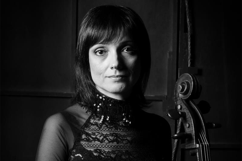 A musicista Emília Valova, já participou de importantes concursos de música