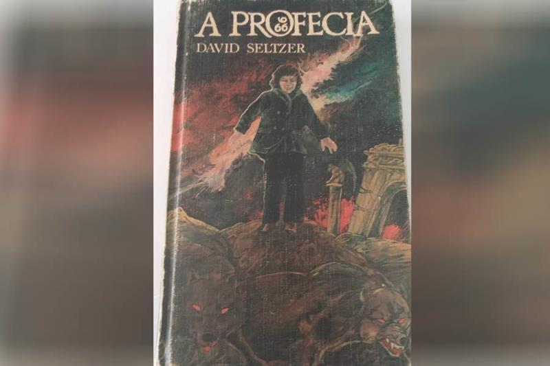"""""""A Profecia"""" na versão do Círculo do Livro: temática apocalíptica"""