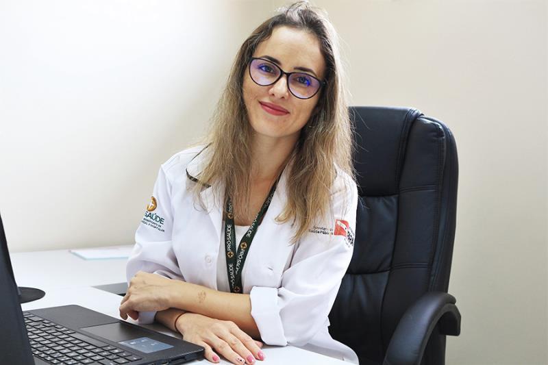 Joice Vaz, Diretora Assistencial do HMIB - Pró-Saúde
