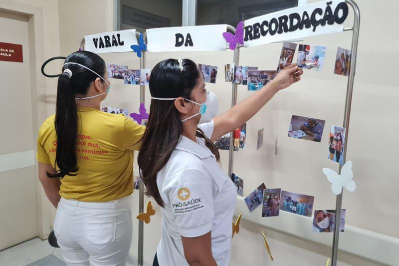 O objetivo é manter o espírito de pertencimento em cada colaborador. Foto - Ascom Pró-Saúde.