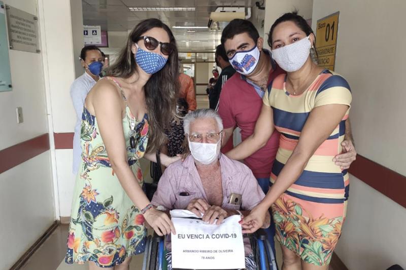 Armando Ribeiro de Oliveira - 78 anos