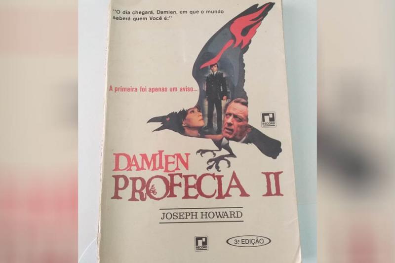 "A ""Profecia II"", da Record: Damien Thorn, aos 13 anos, descobre quem realmente é"