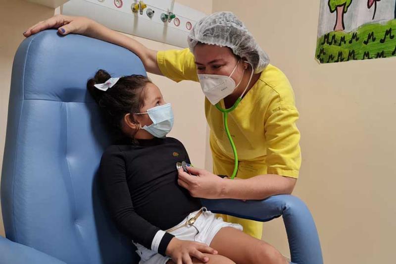 Saber quais são os tipos de cânceres infantis ajuda a ficar em alerta aos possíveis sinais da doença. Foto - Comunicação Pró-Saúde