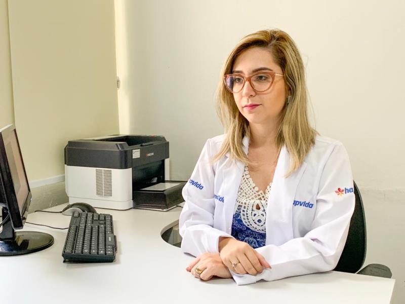 Rafaela Capela, nutricionista