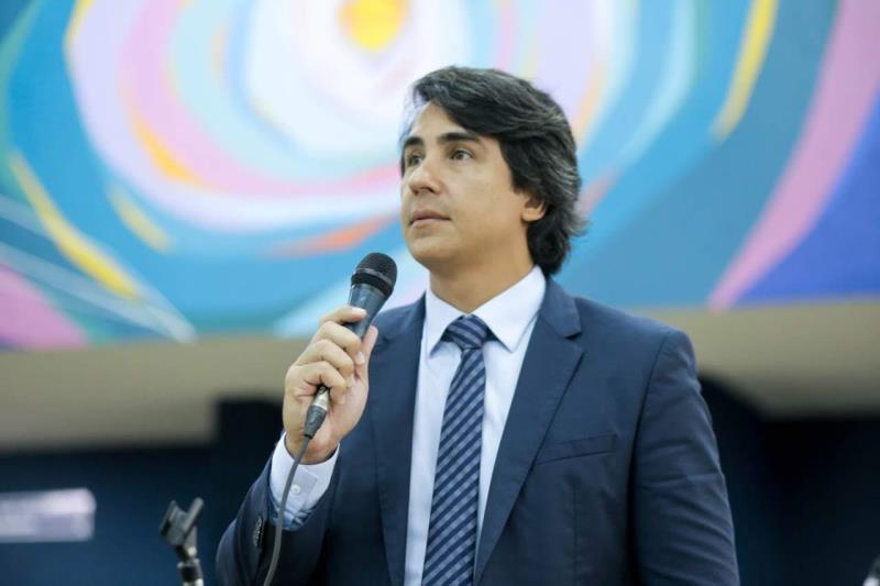 Vereador Neném Albuquerque (MDB), autor do projeto.