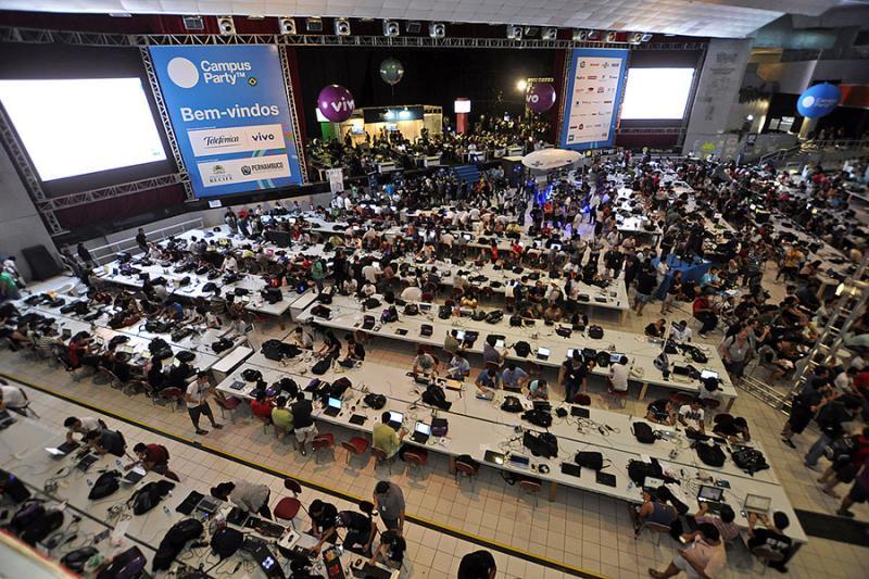 O evento é realizado há 12 anos no Brasil