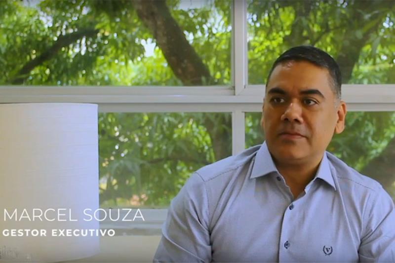 Marcel Souza, Gestor Executivo da Redes Fiepa.
