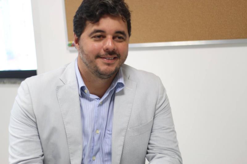 Diretor executivo da unidade, Joaquim Fonseca Júnior.